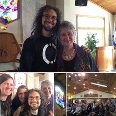 What an incredible experience! Thank you to the sacred community of Unity - Ashland OR!  It was such an honor to share my music beside the honorable Reverend Norma Nakai Burton. Such Power Grace and Presence.  Thank you to Donna & Al and everyone else who helps make Unity such a sacred space for our tribe to gather and receive spiritual nourishment!  As always deeply grateful to co-create this sacred path of musical medicine alongside my Beloved Nikita Gearing (@nikitagearing)! An digital…
