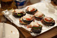 parmigiana / kursy gotowania kuchni włoskiej