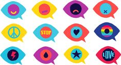 iOS 9's Puzzling Eye Emoji Is Explained: It's the First Ever Made for a Social Cause | Adweek