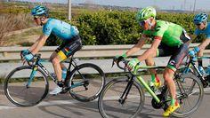 Como se vive el ciclismo en Portugal! CRI de ayer, 18km muy intensos con un nuevo fichaje de la squadra 😉 No tuve tiempo para aburrirme! pic.twitter.com/eZ3swR7ydR — Pello Bilbao (@PelloBilbao1990) 18 de febrero de 2017