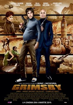 #TheBrothersGrimsby #cinema #movie