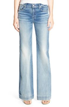 7 For All Mankind® 'Dojo' Trouser Jeans (Ancient Parthenon)