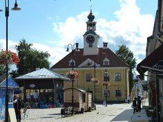 Old Rauma: Rauma. Marktplatz