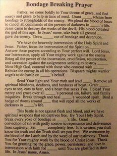 Spiritual Warfare | Spiritual