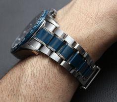 Seiko Astron GPS Solar Dual Time Watch Review | aBlogtoWatch Seiko Sportura, Gadget Watches, Types Of Technology, Photovoltaic Cells, Herren Chronograph, Perpetual Calendar, Time Zones, Mechanical Watch, Casio