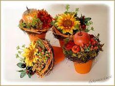 Výsledek obrázku pro podzimní dekorace