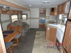 Used 2006 Forest River RV Rockwood 8318 SS Travel Trailer at General RV | Birch Run, MI | #126287