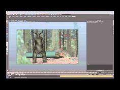 The making of Gloam - V-Ray for Maya tutorial by David Elwell - YouTube