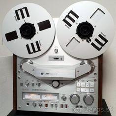 Home Studio Desk, Tape Storage, Tape Recorder, Hifi Audio, Audiophile, Deck, Radios, Music, Vintage Appliances