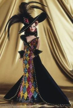 Bob Mackie Masquerade Ball™ Barbie® Doll | The Barbie Collection