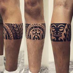 Maori traibal mandala