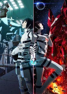 Nuevo anuncio de la película recopilatoria de Knights of Sidonia en Blu-ray/DVD el 25 de Marzo.