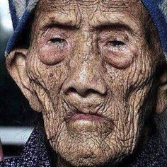 History making. This is Luo Meizhen, A Chinese woman who is 127 years old and still alive on Monday at 12.02 am 20 May 2013. Women rock!