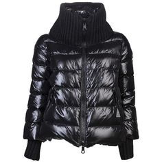 Moncler Cigale Jacket ($1,595) ❤ liked on Polyvore