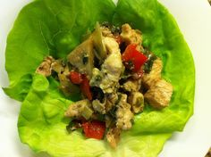 Low carb tacos by Sonia Hunt