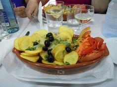 Morue à la Portugaise Bacalhau et vinho verde #Portugal - 2013 - Photo Martine Le Jossec