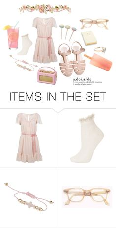 """""""Love me in the Summertime Mary-Jane"""" by cervinedream ❤ liked on Polyvore featuring art"""