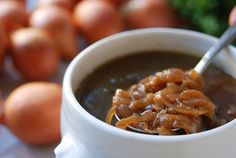 Vegan French Onion soup Recipes is One Of Liked soup Of Numerous People Round the World. Besides Easy to Produce and Good Taste, This Vegan French Onion soup Recipes Also Healthy Indeed. Vegan Recipes Videos, Vegan Recipes Easy, Diet Recipes, Recipies, Food Trucks, Edamame, Diet Snacks, Healthy Snacks, Healthy Soup