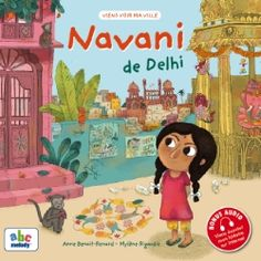 Navani de Delhi, lu en français