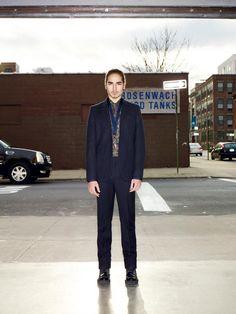 Givenchy Pre-Fall 2012 lookbook
