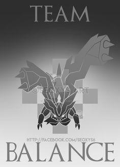 Team Balance by Seoxys6 on DeviantArt