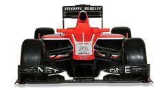 Marussia MR02 - F1 2013