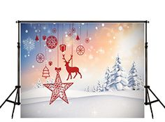 7x5ft White Christmas Photography Backdrop no Crease Red ... https://www.amazon.com/dp/B01LX5VHUH/ref=cm_sw_r_pi_dp_x_w3l-xb87G60T3