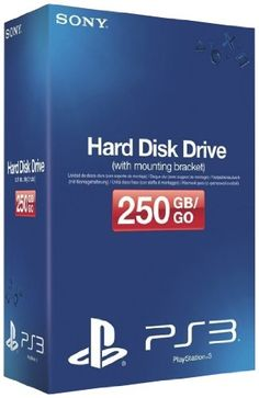 Sony PlayStation 3 250GB Hard Disk Drive (HDD) (Includes Mounting Bracket) (PS3) -   Upgrade the storage capacity of your 12GB PS3 console with the PS3 250GB Hard Drive + Caddy. Includes Mounting Bracket for easy mounting. 250GB storage size provides ample storage space for downloaded movies and games, digital music collection, photos and more. Official Sony PlayStation 3... - http://unitedkingdom.bestgadgetdeals.net/sony-playstation-3-250gb-hard-disk-drive-hdd-includes-mount