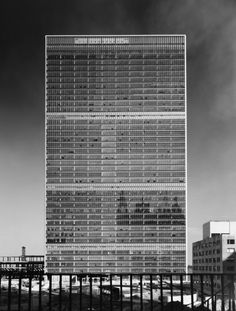 Architizer Blog » Beautiful, Rarely Seen Ezra Stoller Photographs On View In NYC