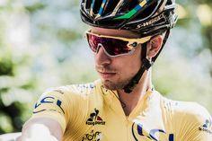 2016 6/7 rit 5 Limoges > Peter Sagan in 't geel (voor hoelang nog?) aan de start