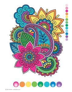 Beginner-Friendly Soothing & Inspiring Art Activities for Tweens, on Extra-Thick Perforated Pages Doodle Art Drawing, Mandala Drawing, Mandala Doodle, Art Drawings Sketches, Mandala Art Lesson, Mandala Artwork, Mandala Design, Book Design, Design Art