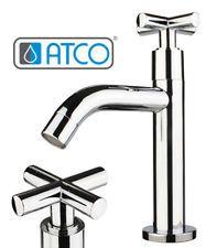Retro Kaltwasser Armatur Standventil Wasserhahn Gaste Wc Bad