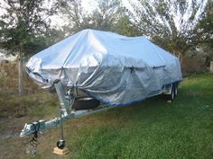 This Video Shows How To Make Boat Cover Bows Out Of Pvc