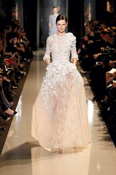 Elie Saab Couture Spring summer 2013 part 2