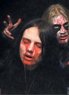 Euronymous e Dead
