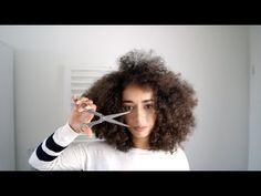 Por que você NAO deveria CORTAR seu cabelo NAQUELES DIAS   por Nane Riehl - YouTube