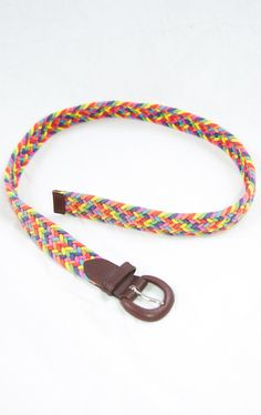 Rainbow Belt – PTB Chic