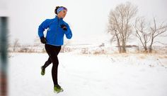5reason to run in the cold!