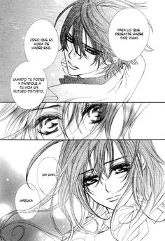 Vampire Knight 38 página 4 - Leer Manga en Español gratis en NineManga.com