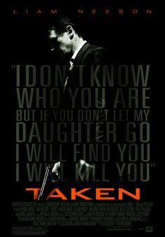 Who knew Liam Neeson was so, so...tough?