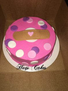 Doc McStuffins smash cake