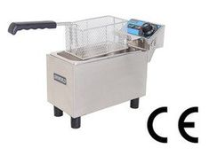 Uniworld UEF062 110V Commercial Countertop Double Deep Fat Fryer *** Read more at the image link. (This is an affiliate link)