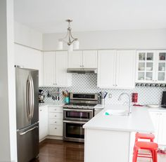 Kitchen Refresh: Updates Where They Count