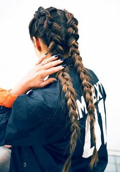 Dutch braids are a deceptively simple (but eye-catching!) way to keep your mane on lock. The method is basically regular french braids in reverse—and once you have the technique down, you...