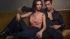 Black And White Love, Romantic Scenes, Turkish Actors, Tv Shows, Celebs, Film, Couples, Tops, Women