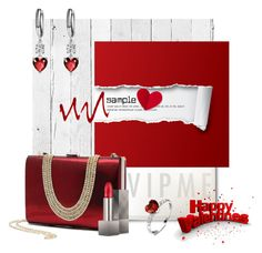 """Happy Valentines!"" by lacas ❤ liked on Polyvore featuring NLXL, Burberry and vipme"