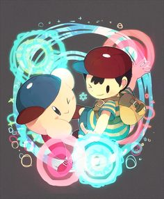 Kirby and Ness