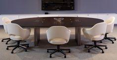 Knoll Saarinen Executive Arm Chair by Eero Saarinen