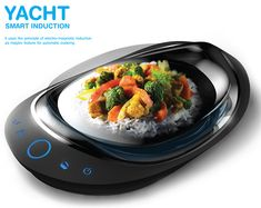 Yacht Induction Cooker by Lee Dawi