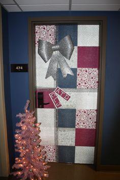 Holiday Dorm Door